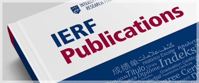 IERF Publications
